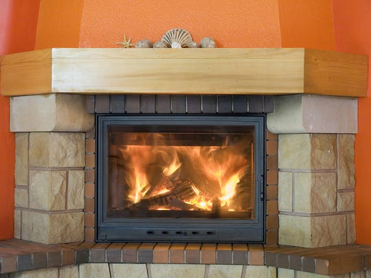 Before using your fireplace this season, make sure to have your chimney cleaned.