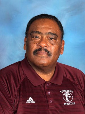 Terry Waters Wrestling Coach Fishburne Military School
