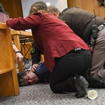 Montini: Randall Margraves, father who rushed Larry Nassar, is my hero