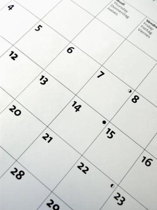 DCA 1016 Calendar 2