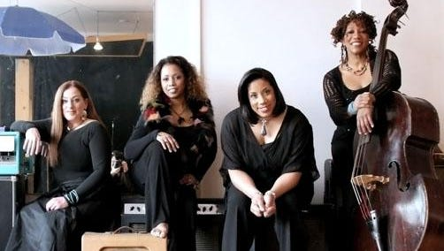 Straight Ahead, an all-female jazz band, makes its Michigan Jazz Festival debut on July 17 in Livonia.