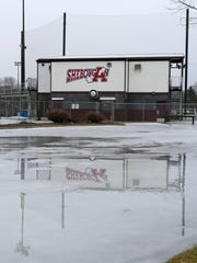 Wildwood Baseball park as seen Tuesday, Jan. 17, 2017 in Sheboygan.