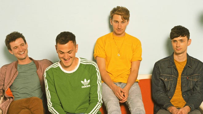 The Glass Animals avoided a sophomore slump; their second album is a hit.