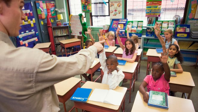 """Despite not being a union member, teachers must pay the union hundreds of dollars each year as a condition of employment. For the 2015-16 school year, the """"fair share fee"""" comes to about $450 for a full-time teacher."""