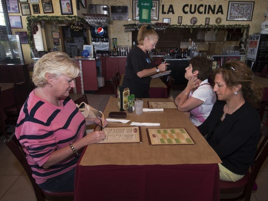 LaMotta's is celebrating 37 years in Iona this month.