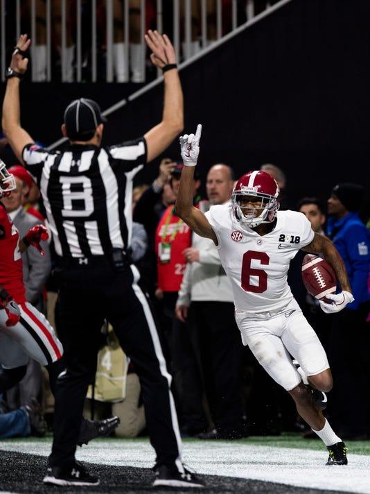 National Championship Alabama Georgia