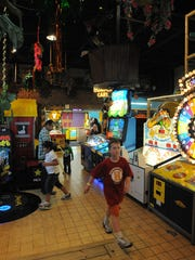 The family entertainment center adds more amenities every year.