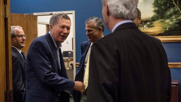 Republican presidential candidate and Ohio Gov. John Kasich plans to bring his campaign to Nashville on Feb. 27 for an event at Rocketown.