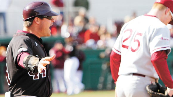Mississippi State assistant baseball coach Jake Wells is headed to Louisiana Tech according to a report.