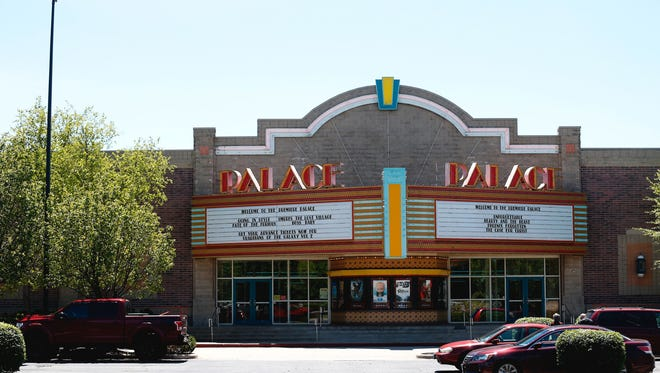 Thursday will be the last day movies are shown at Springfield's Premiere Palace.