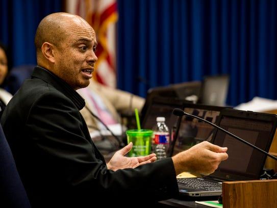 Lafayette Parish School Board member Tehmi Chassion