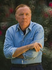 James Patterson is a champion of books on paper but acknowledges he does some online shopping.