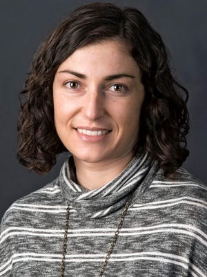 Megan Finno-Velasquez, director of the Center on Immigration and Child Welfare. The center recently relocated from the University of Houston to New Mexico State University.