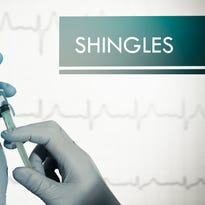 Shingles vaccine recommended for adults older than 60