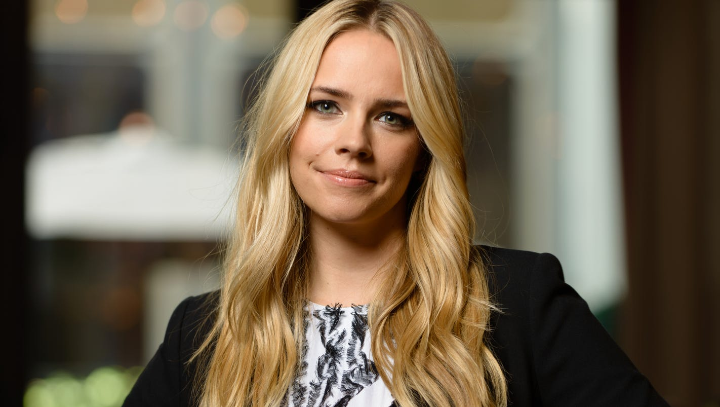 Jessica Barth stays Boston strong in 'Ted 2'