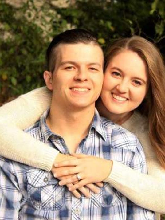 Engagements: Becca Thomson & Collin Wallace