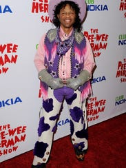 """Actor Phil LaMarr arrives at the opening night of """"The"""