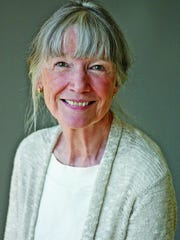 Author Anne Tyler.