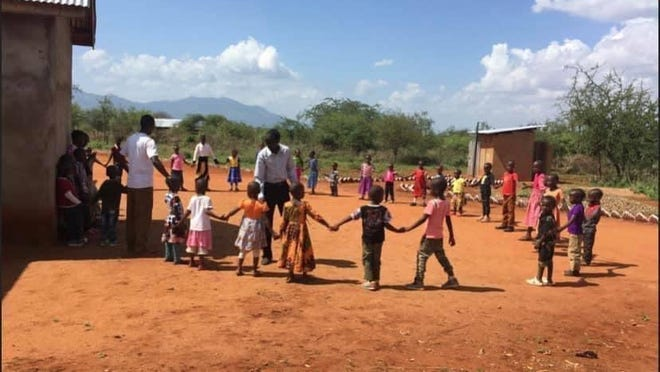 During his annual trips to Tanzania, Wade Hooper and his team take medicines, eyeglasses and more, including a medical team, and conduct special children's programs.