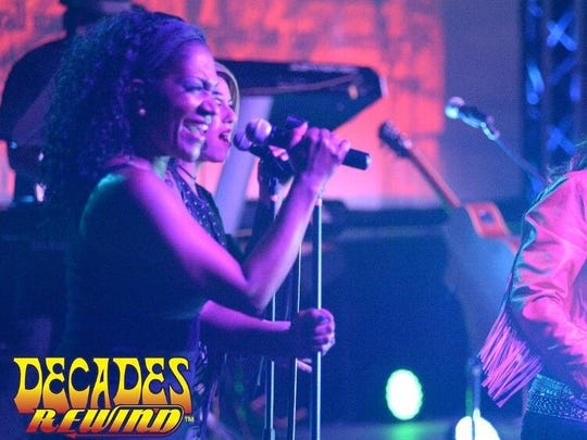 Decades Rewind, a theatrical performance and concert, will hit the Weill Center on Feb. 10.