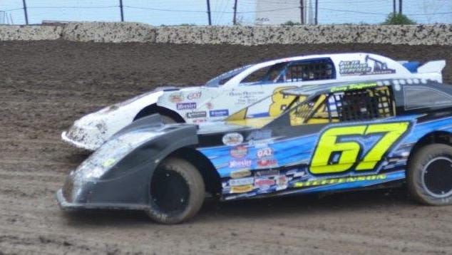 Racing is on hiatus at Electric City Speedway until the weekend of August 10-11.