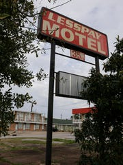 The city of Lafayette won't buy the LessPay Motel at University Avenue and Cameron Street in Lafayette. Jan. 4, 2017