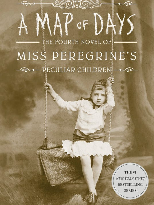 Miss Peregrine S Home For Peculiar Children New Trilogy