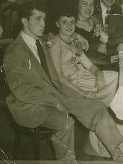 Buddy Larosa and his wife, JoAnn Larosa, in their youth.