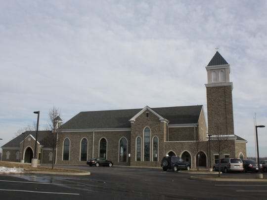 At Our Lady of the Assumption Church in Walton, Kentucky, Assumption Academy is a private school for students.
