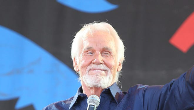 Kenny Rogers will be at the Westchester County Center, Dec. 11 for a holiday show.