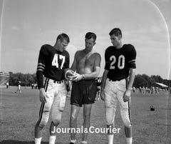 J&C FLASHBACK: Chicago Bears at St. Joseph's College