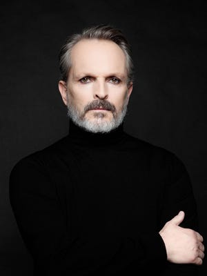 Latin pop singer Miguel Miguel Bosé will perform on Sept. 27 at the El Paso County Coliseum.