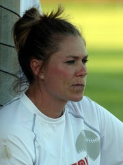 Haughton and coach Leanne Prather were blanked in the first round Friday.