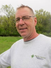 Jim Rude, long-time arborist, owner and operator of Natural Habitat Professional Arborists.