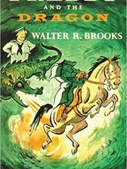 'Freddy and the Dragon' by Walter R. Brooks