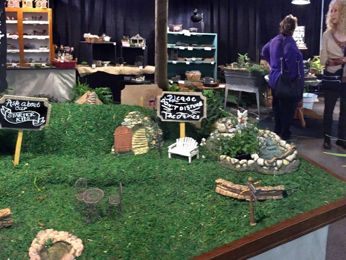 Indiana flower patio show for Local pond supplies
