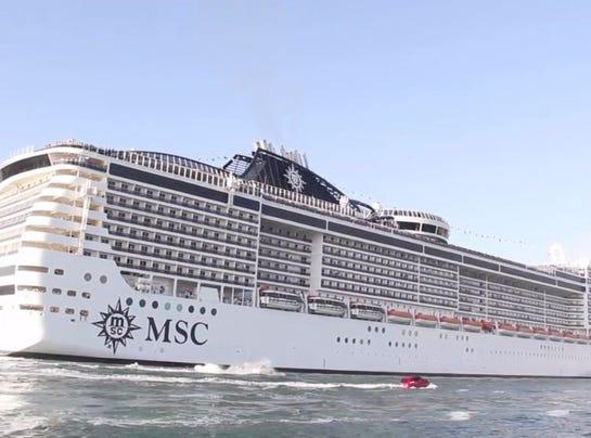 MSC Divina video tour overview