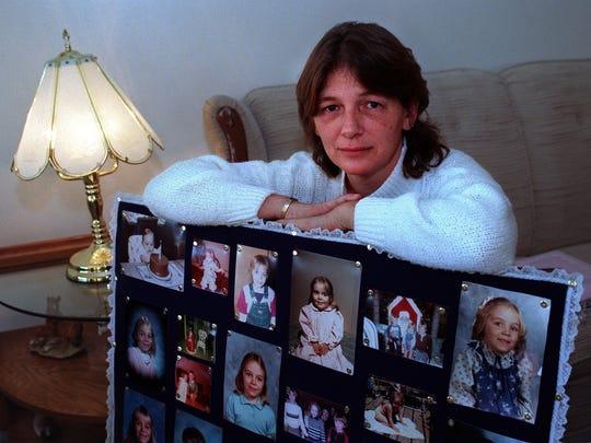 Rose Markey , mother of Rose Larner, put together this