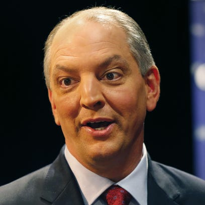 Louisiana Governor John Bel Edwards is asking lawmakers to raise taxes to help balance Louisiana's deficit-riddled budget.