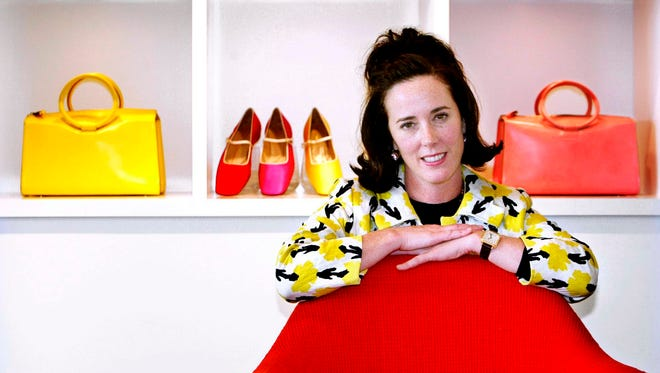 Designer Kate Spade has been found dead in her New York apartment.