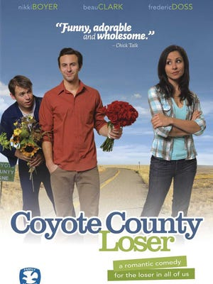 Coyote County Loser (2009) Starring James Hobbs, Roy Black of Flying J Wranglers, co-produced by Alan Trever of ENMU-Roswell and filmed in Roswell, New Mexico.