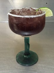 The Rock-a-rita is a specialty margarita created by