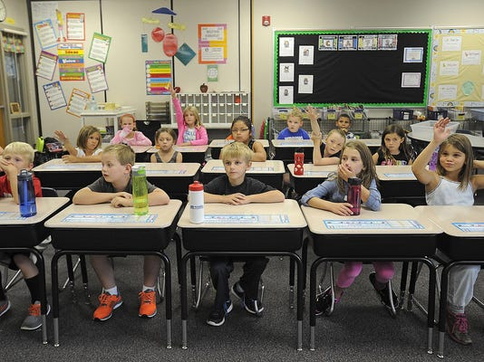 Discovery Elementary School - Enrollment