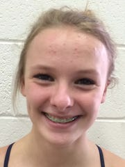 Wisconsin Rapids swimmer Grace Hartman will compete in the 100 breaststroke in this weekend's state meet.