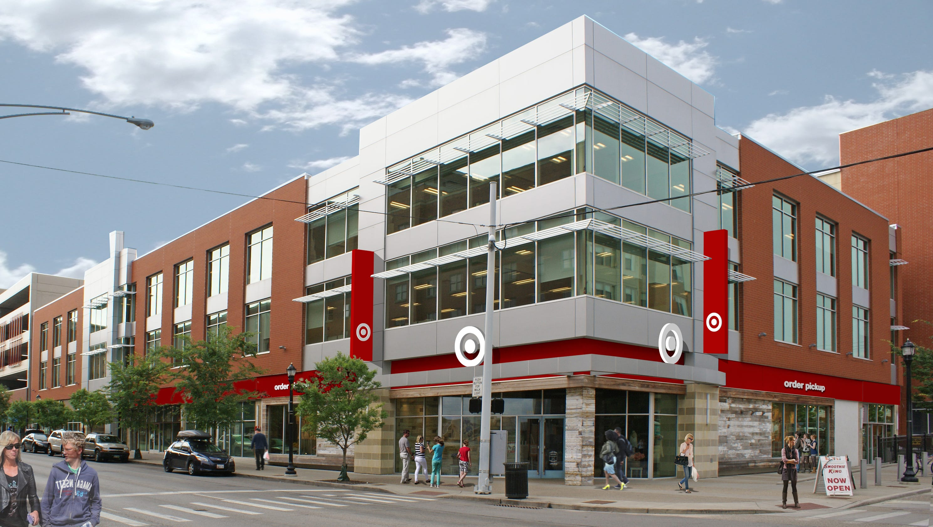 Ohio 39 s first 39 small format 39 target set to open near the for Nearby boutiques