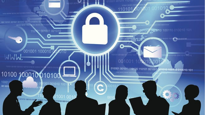 Cyber security is an increasing concern.
