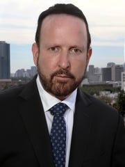 Nashville based music industry attorney Richard Busch.