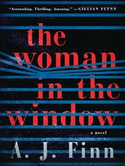 'The Woman in the Window' by A.J. Finn
