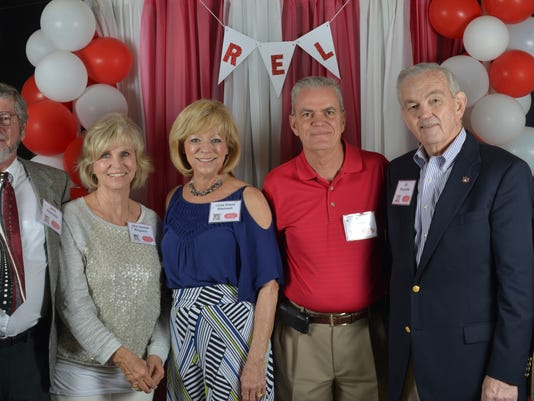 Robert E  Lee Class of 1965 celebrates 50th reunion
