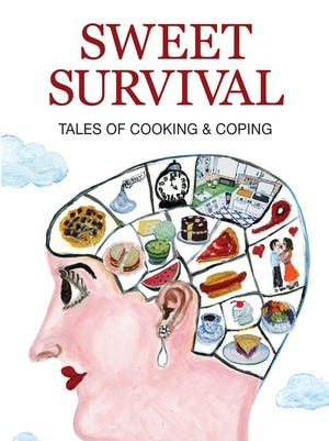 """""""Sweet Survival: Tales of Cooking & Coping"""" is by Laura Zinn Fromm, a summertime resident of Long Beach Island's Harvey Cedars."""